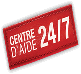 Centre d'aide 24/7
